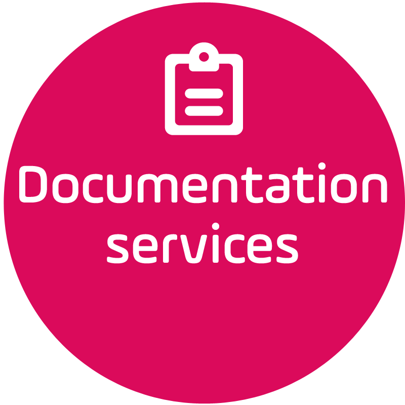 Documentation services
