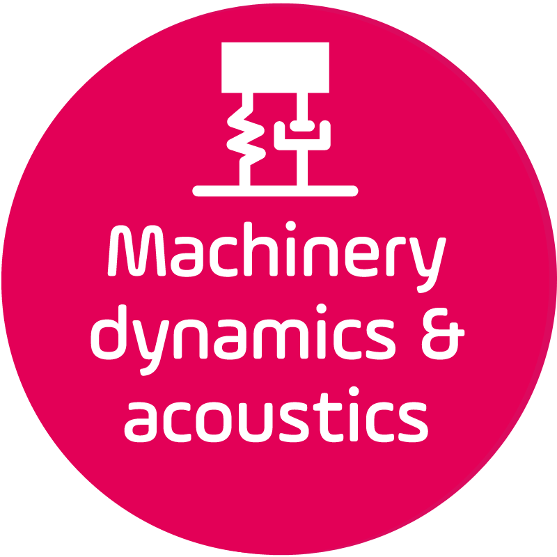 Machinery dynamics and acoustics