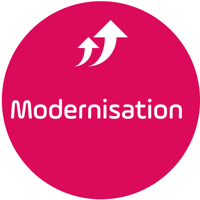 Modernisation