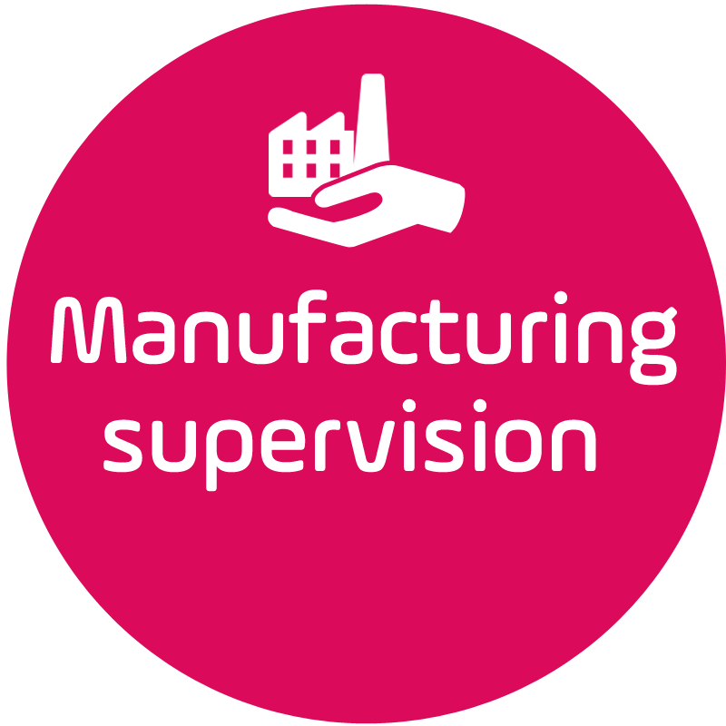 Manufacturing supervision